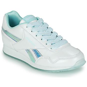 Obuća Djevojčica Niske tenisice Reebok Classic REEBOK ROYAL CLJOG 3.0 Bijela / Blue