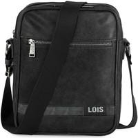 Torbe Muškarci  Torbice Lois GRANT torba 310226 Crni