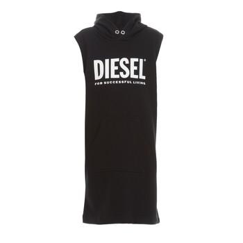Odjeća Djevojčica Kratke haljine Diesel DILSET Crna
