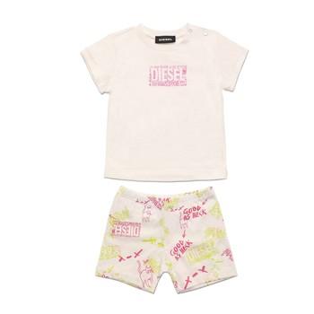 Odjeća Djevojčica Dječji kompleti Diesel SILLIN Multicolour
