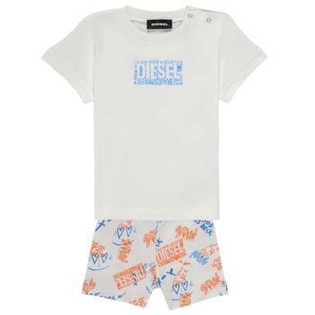 Odjeća Dječak  Dječji kompleti Diesel SILLIN Multicolour
