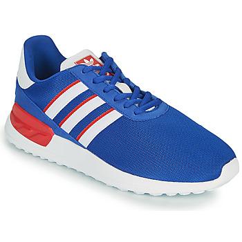 Obuća Djeca Niske tenisice adidas Originals LA TRAINER LITE J Blue / Bijela