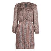 Odjeća Žene  Kratke haljine Betty London NOUNO Bordo