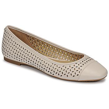 Obuća Žene  Balerinke i Mary Jane cipele MICHAEL Michael Kors ALYSSA FLEX BALLET Bež
