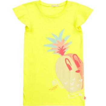 Odjeća Djevojčica Kratke haljine Billieblush / Billybandit U12625-599 Žuta