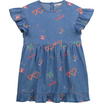 Odjeća Djevojčica Kratke haljine Billieblush / Billybandit U12640-Z10 Blue