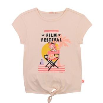 Odjeća Djevojčica Majice kratkih rukava Billieblush / Billybandit U15852-44F Ružičasta
