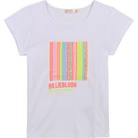 Odjeća Djevojčica Majice kratkih rukava Billieblush / Billybandit U15857-10B Bijela