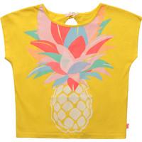 Odjeća Djevojčica Majice kratkih rukava Billieblush / Billybandit U15873-548 Žuta