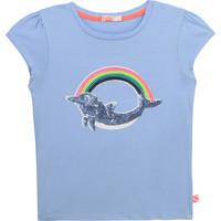 Odjeća Djevojčica Majice kratkih rukava Billieblush / Billybandit U15875-798 Blue