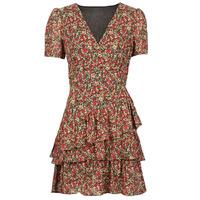 Odjeća Žene  Kratke haljine Moony Mood ORNAMA Red
