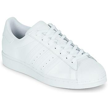 Obuća Niske tenisice adidas Originals SUPERSTAR Bijela