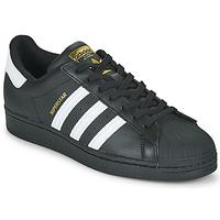 Obuća Niske tenisice adidas Originals SUPERSTAR Crna / Bijela