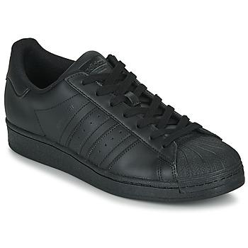 Obuća Niske tenisice adidas Originals SUPERSTAR Crna