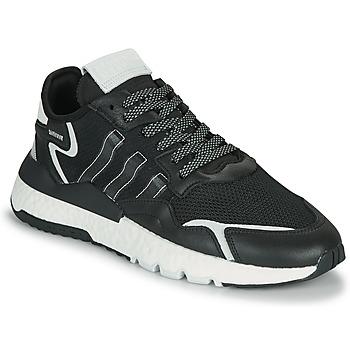 Obuća Muškarci  Niske tenisice adidas Originals NITE JOGGER Crna