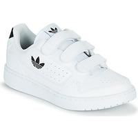 Obuća Djeca Niske tenisice adidas Originals NY 92  CF C Bijela / Crna
