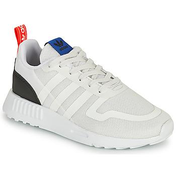 Obuća Djeca Niske tenisice adidas Originals SMOOTH RUNNER C Bijela / Crna