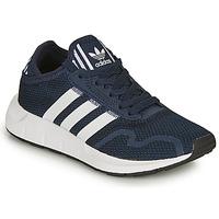 Obuća Djeca Niske tenisice adidas Originals SWIFT RUN X C Blue