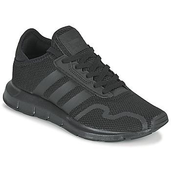 Obuća Djeca Niske tenisice adidas Originals SWIFT RUN X J Crna