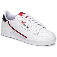 Obuća Žene  Niske tenisice adidas Originals CONTINENTAL 80 Bijela / Red