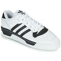 Obuća Niske tenisice adidas Originals RIVALRY LOW Bijela / Crna