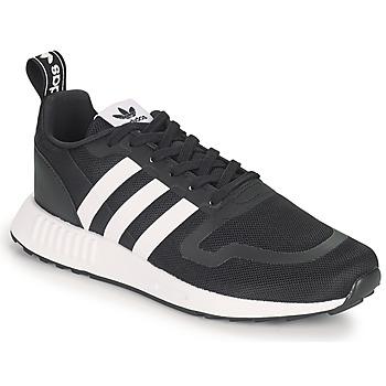 Obuća Muškarci  Niske tenisice adidas Originals SMOOTH RUNNER Crna / Ružičasta
