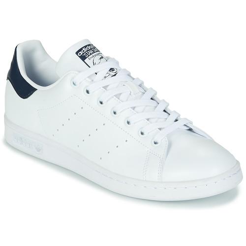 Obuća Niske tenisice adidas Originals STAN SMITH SUSTAINABLE Bijela