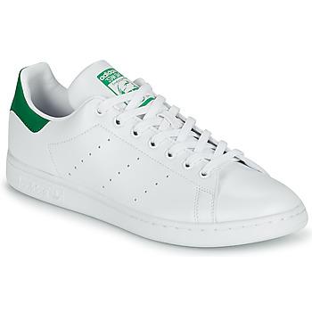 Obuća Niske tenisice adidas Originals STAN SMITH SUSTAINABLE Bijela / Zelena