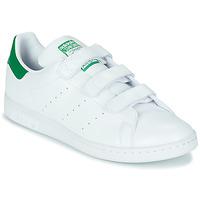 Obuća Niske tenisice adidas Originals STAN SMITH CF SUSTAINABLE Bijela / Zelena