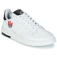 Obuća Žene  Niske tenisice adidas Originals SUPERCOURT Bijela / Crna