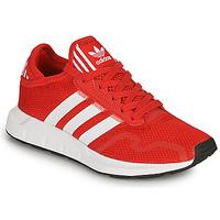 Obuća Djeca Niske tenisice adidas Originals SWIFT RUN X J Red