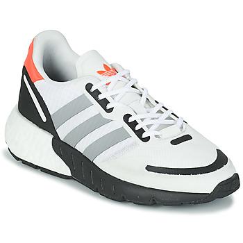 Obuća Djeca Niske tenisice adidas Originals ZX 1K BOOST J Bijela / Siva