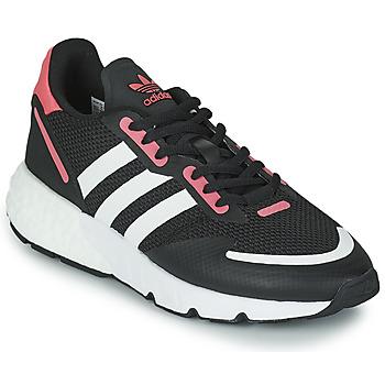 Obuća Žene  Niske tenisice adidas Originals ZX 1K BOOST W Crna / Ružičasta