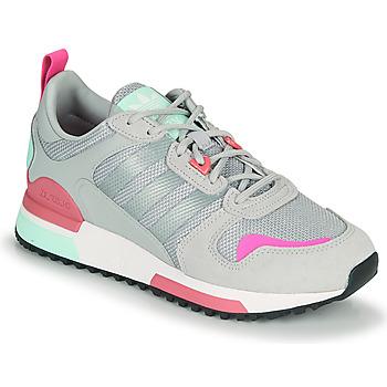 Obuća Žene  Niske tenisice adidas Originals ZX 700 HD W Siva / Ružičasta