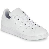 Obuća Djeca Niske tenisice adidas Originals STAN SMITH J SUSTAINABLE Bijela