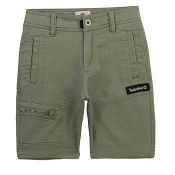 Odjeća Dječak  Bermude i kratke hlače Timberland KLOPA Kaki