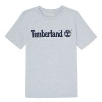 Odjeća Dječak  Majice kratkih rukava Timberland NINNO Siva
