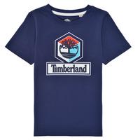 Odjeća Dječak  Majice kratkih rukava Timberland GRISS Blue