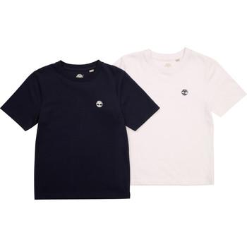 Odjeća Dječak  Majice kratkih rukava Timberland FONNO Multicolour