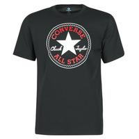 Odjeća Muškarci  Majice kratkih rukava Converse NOVA CHUCK PATCH TEE Crna