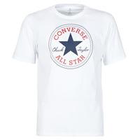 Odjeća Muškarci  Majice kratkih rukava Converse NOVA CHUCK PATCH TEE Bijela