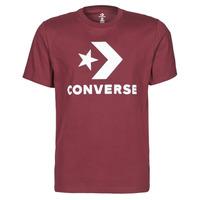Odjeća Muškarci  Majice kratkih rukava Converse STAR CHEVRON TEE Bordo
