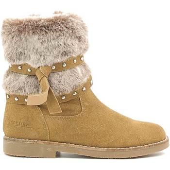 Obuća Djeca Čizme za snijeg Naurora NA-640 Bež