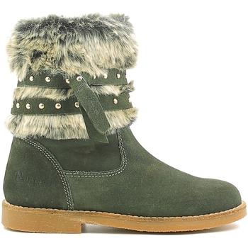 Obuća Djeca Čizme za snijeg Naurora NA-640 Siva