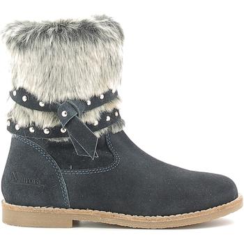 Obuća Djeca Čizme za snijeg Naurora NA-640 Plava