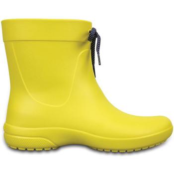 Obuća Muškarci  Gumene čizme Crocs 203851 Žuta boja
