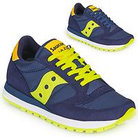 Obuća Niske tenisice Saucony JAZZ ORIGINAL Blue / Žuta