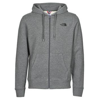 Odjeća Muškarci  Sportske majice The North Face OPEN GATE FZHOOD LIGHT Siva
