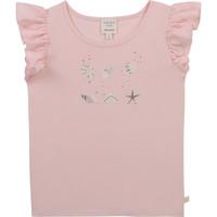 Odjeća Djevojčica Majice kratkih rukava Carrément Beau Y15378-44L Ružičasta