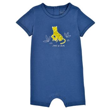 Odjeća Dječak  Kombinezoni i tregerice Carrément Beau Y94205-827 Blue